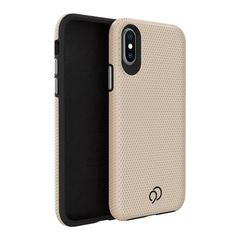 iPhone Xs / X - Latitude Case Gold