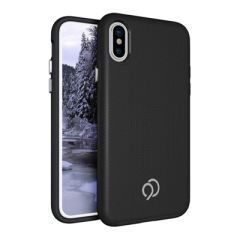 iPhone Xs / X - Latitude Case Black