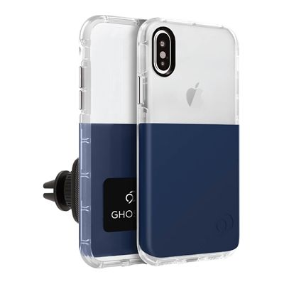 iPhone Xs / X - Ghost 2 Case Sailor Blue