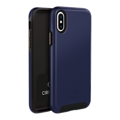 iPhone Xs / X - Cirrus 2 Case Midnight Blue