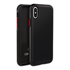iPhone Xs / X - Cirrus 2 Case Black