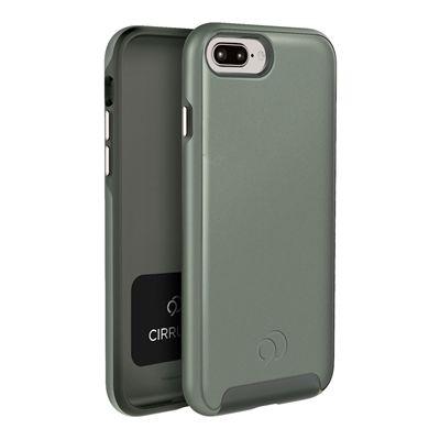 iPhone 8 Plus / 7 Plus / 6s Plus / 6 Plus - Cirrus 2 Case Olive Gray