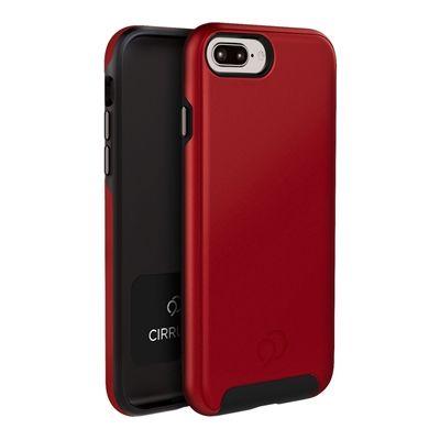 iPhone 8 Plus / 7 Plus / 6s Plus / 6 Plus - Cirrus 2 Case Crimson