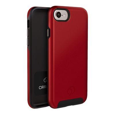 iPhone 8 / 7 / 6s / 6 - Cirrus 2 Case Crimson
