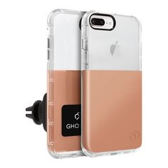 iPhone 8 Plus / 7 Plus / 6s Plus / 6 Plus - Ghost 2 Case Nude