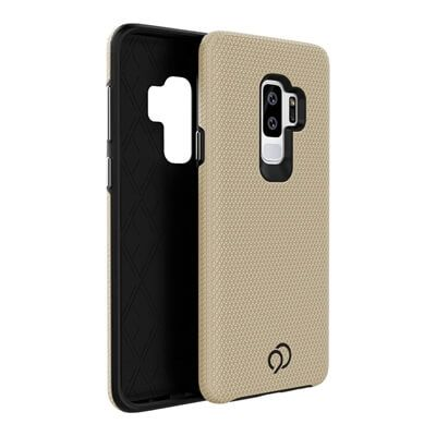 Galaxy S9 Plus - Latitude Case Gold