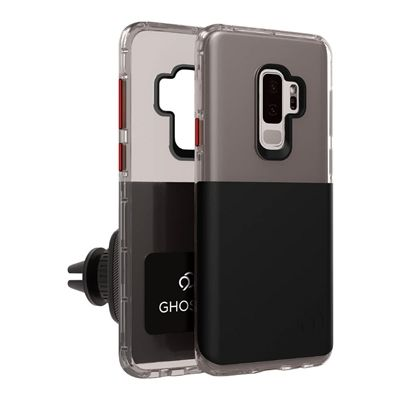 Galaxy S9 Plus - Ghost 2 Case Black