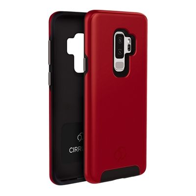 Galaxy S9 Plus - Cirrus 2 Case Crimson