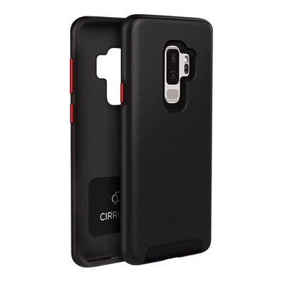 Galaxy S9 Plus - Cirrus 2 Case Black