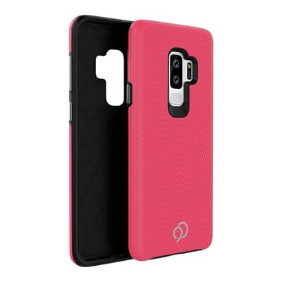 Galaxy S9 Plus - Latitude Case Pink