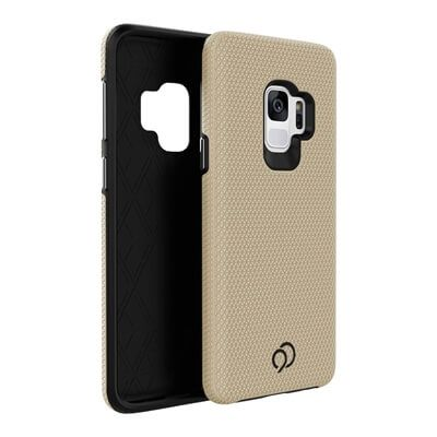 Galaxy S9 - Latitude Case Gold
