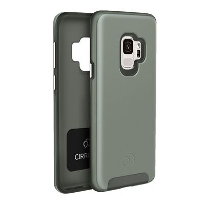 Galaxy S9 - Cirrus 2 Case Olive Gray