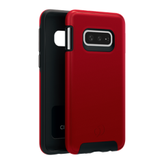 Galaxy S10e - Cirrus 2 Case Crimson