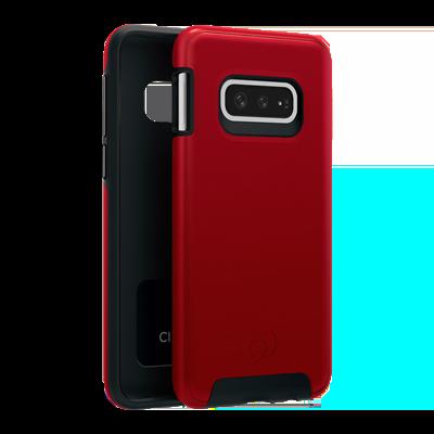 Galaxy S10e - Cirrus 2 Case Crimson