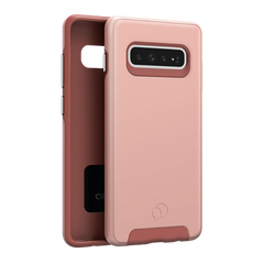 Galaxy S10 - Cirrus 2 Case Rose Gold