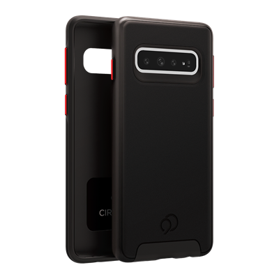 Galaxy S10 - Cirrus 2 Case Black