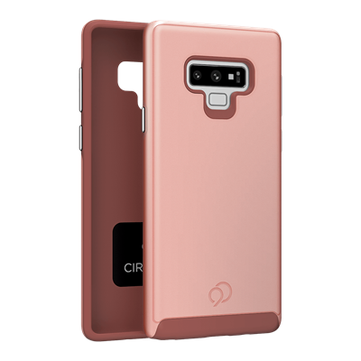 Galaxy Note9 - Cirrus 2 Case Rose Gold