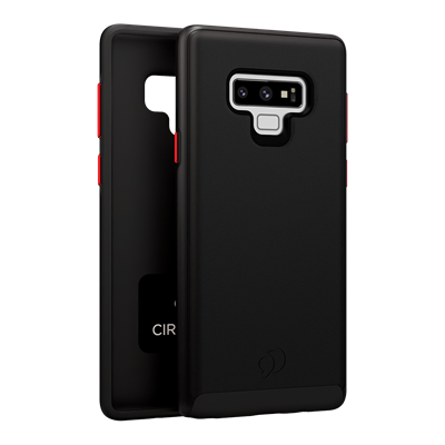 Galaxy Note9 - Cirrus 2 Case Black