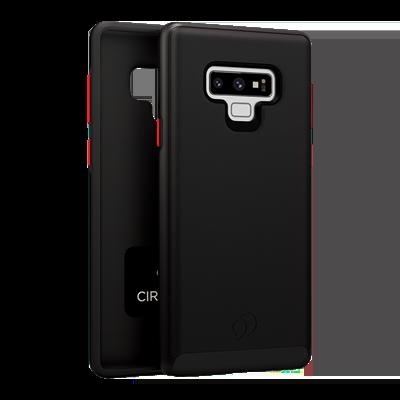 Galaxy Note9 - Cirrus 2 Case Black