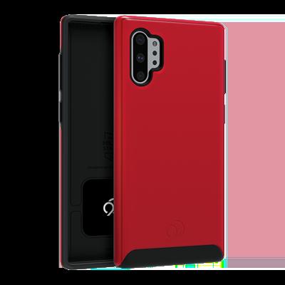 Galaxy Note10 Plus - Cirrus 2 Case Crimson