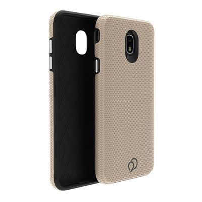 Galaxy J7 (2018) / J7 V 2nd / J7 Refine - Latitude Case Gold