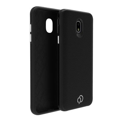 Galaxy J3 (2018) / J3 V 3rd / J3 Achieve - Latitude Case Black