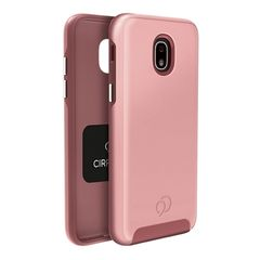 Galaxy J3 (2018) / J3 V 3rd / J3 Achieve - Cirrus 2 Case Rose Gold