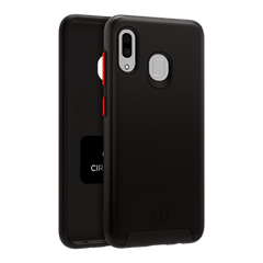 Galaxy A10e - Cirrus 2 Case Black