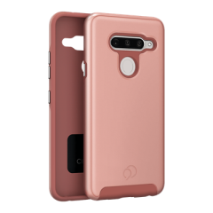 LG V40 ThinQ - Cirrus 2 Case Rose Gold