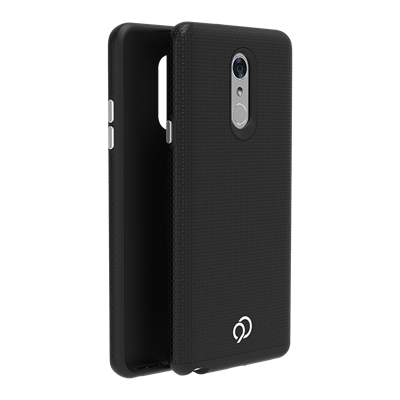 LG Stylo 4 / Stylo 4 Plus / Q Stylo / Q Stylo Plus - Latitude Case Black