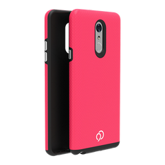 LG Stylo 4 / Stylo 4 Plus / Q Stylo / Q Stylo Plus - Latitude Case Pink