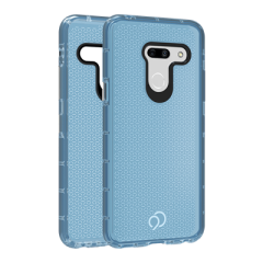 LG G8 ThinQ - Phantom 2 Case Pacific Blue