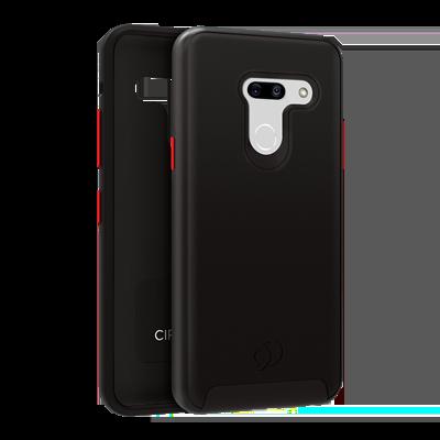LG G8 ThinQ - Cirrus 2 Case Black