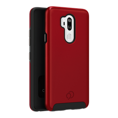 LG G7 ThinQ - Cirrus 2 Case Crimson