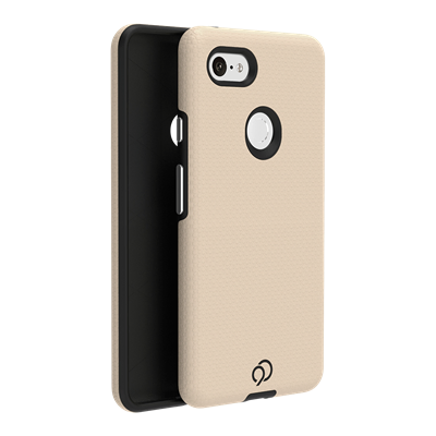 Google Pixel 3 XL - Latitude Case Gold