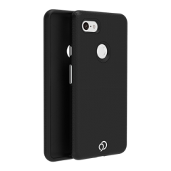 Google Pixel 3 XL - Latitude Case Black