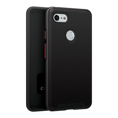 Google Pixel 3 XL - Cirrus 2 Case Black