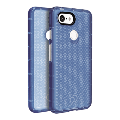Google Pixel 3 - Phantom 2 Case Pacific Blue