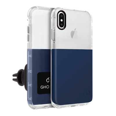 iPhone Xs Max - Ghost 2 Case Sailor Blue