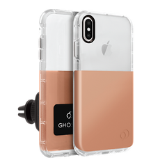 iPhone Xs Max - Ghost 2 Case Nude