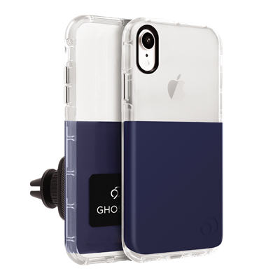 iPhone XR - Ghost 2 Case Sailor Blue