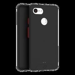 Google Pixel 3 - Vapor Air 2 Case Black