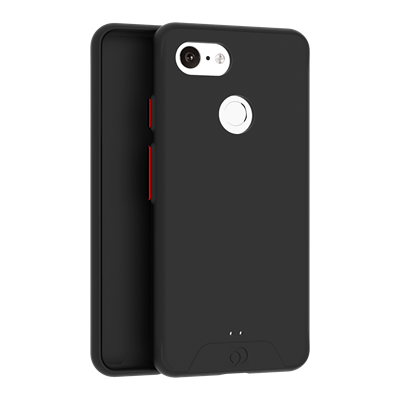 Google Pixel 3 - Vapor Air 2 Case Black