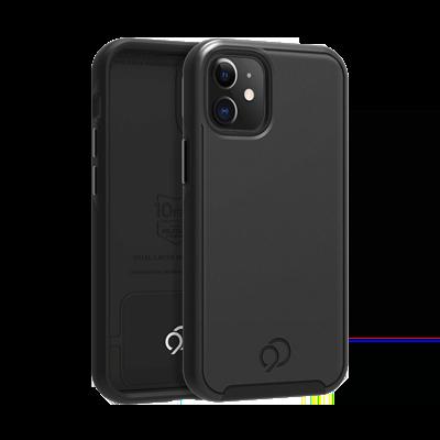 iPhone 12 Mini - Cirrus 2 Case Black