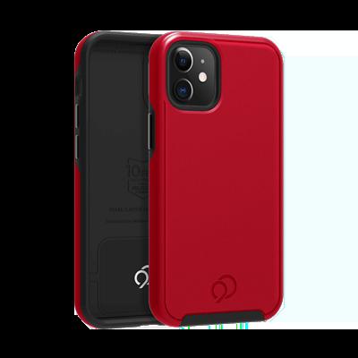 iPhone 12 Mini - Cirrus 2 Case Crimson