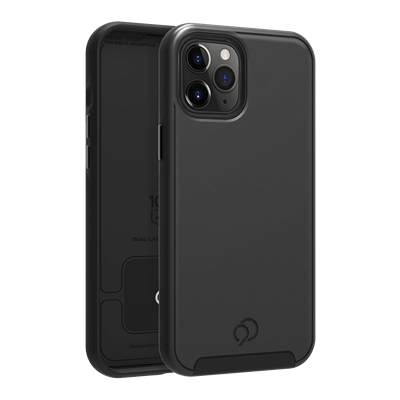 iPhone 12 Pro Max - Cirrus 2 Case Black
