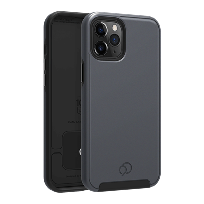 iPhone 12 Pro Max - Cirrus 2 Case Gunmetal Gray