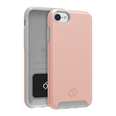 iPhone SE 2020 / 8 / 7 / 6s / 6 - Cirrus 2 Case Rose Clear