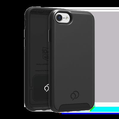 iPhone SE 2020 / 8 / 7 / 6s / 6 - Cirrus 2 Case Black