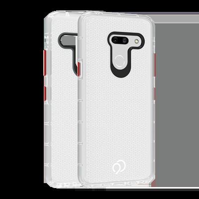 LG G8 ThinQ - Phantom 2 Case Clear
